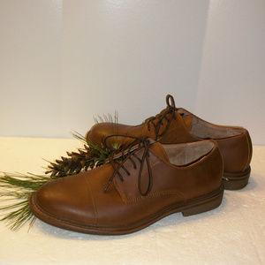 ❄️HP❄️ MERONA 8.5 Classic Brown Oxfords Shoes NWOT